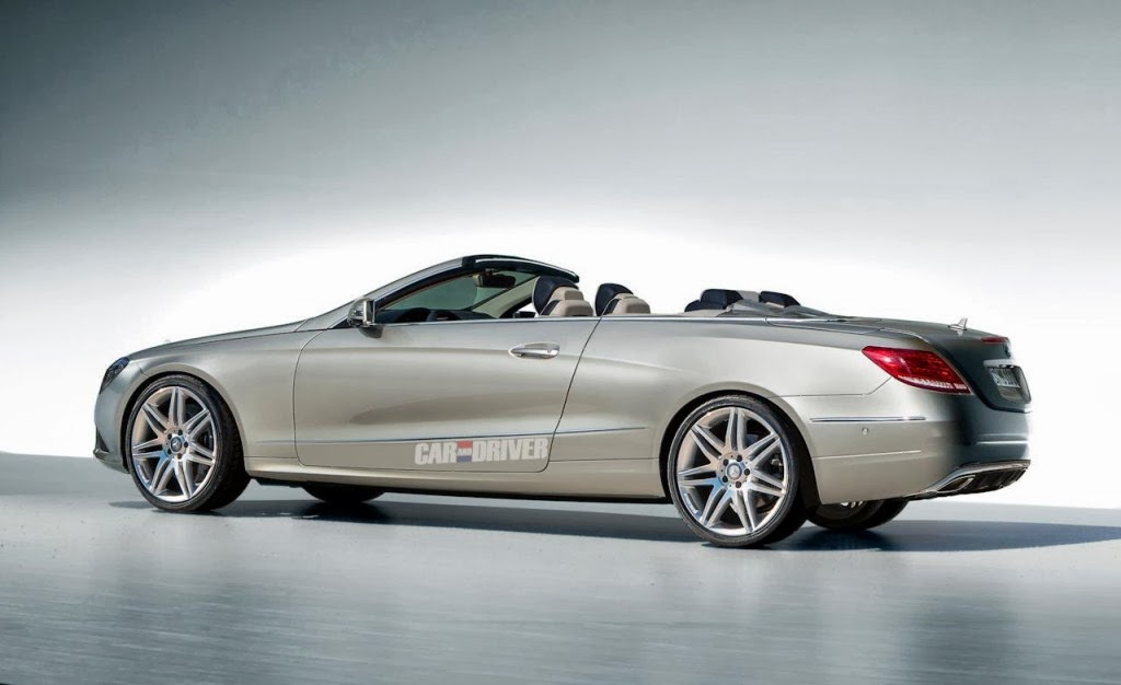 2015 Mercedes S-Class Convertible luxury