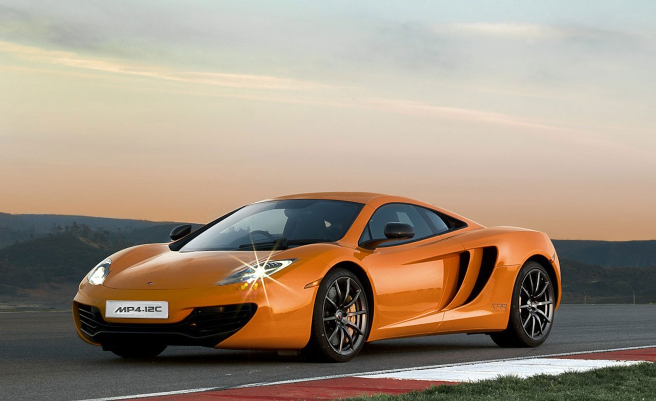 Charming 2015 Mclaren Luxury Sports Car Cars