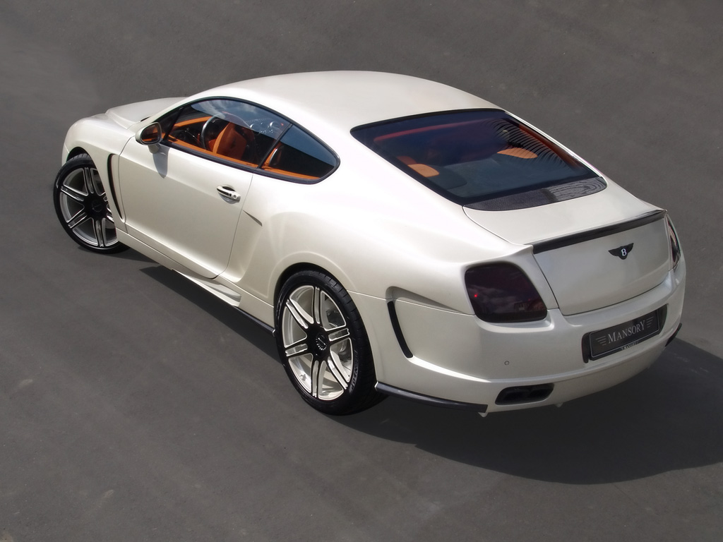 Bentley luxury cars white tuned