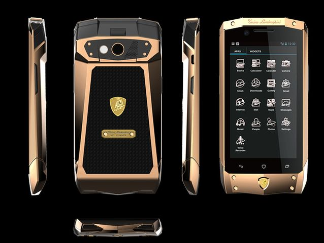 LAMBORGHINI LUXURY PHONE phones