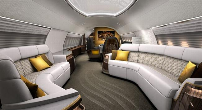 Luxury planes Jets 2015