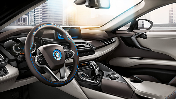 Bmw I8 Interior Design