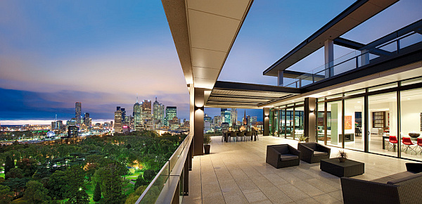 luxury penthouse australia