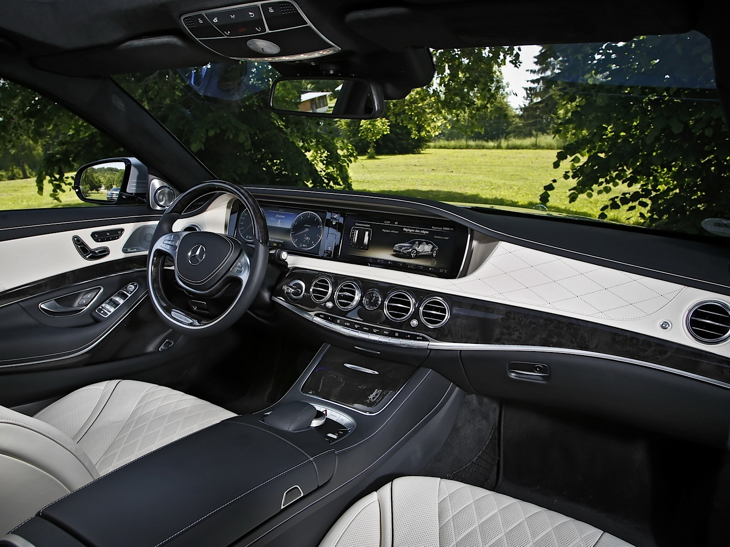 Luxury Mercedes S Class Luxury Things