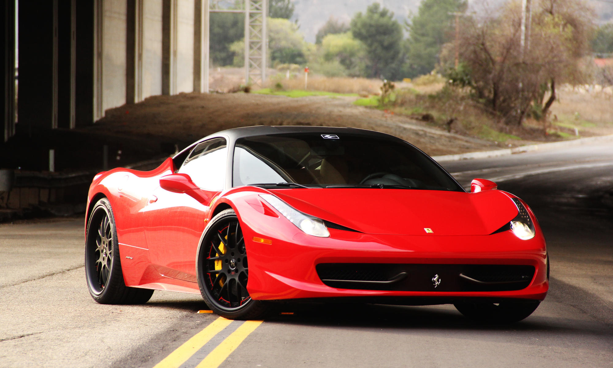 458 red cars - photo #33