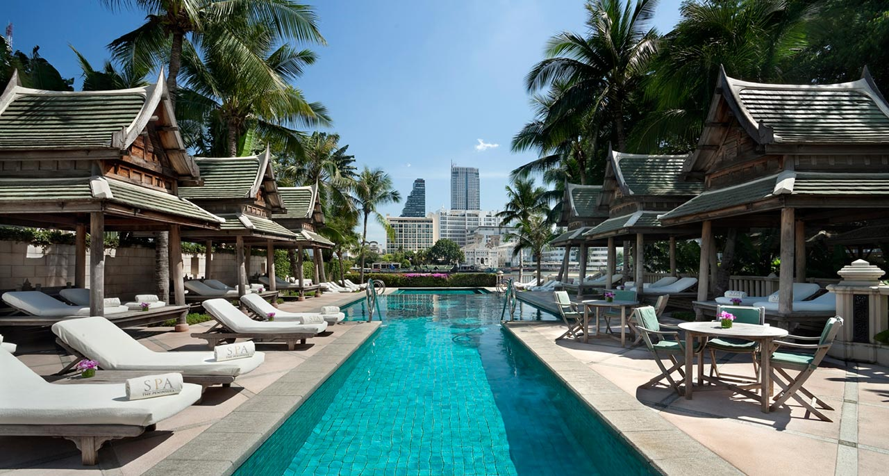thailand luxury resort beach pool 2015 luxury awesome wallpaper