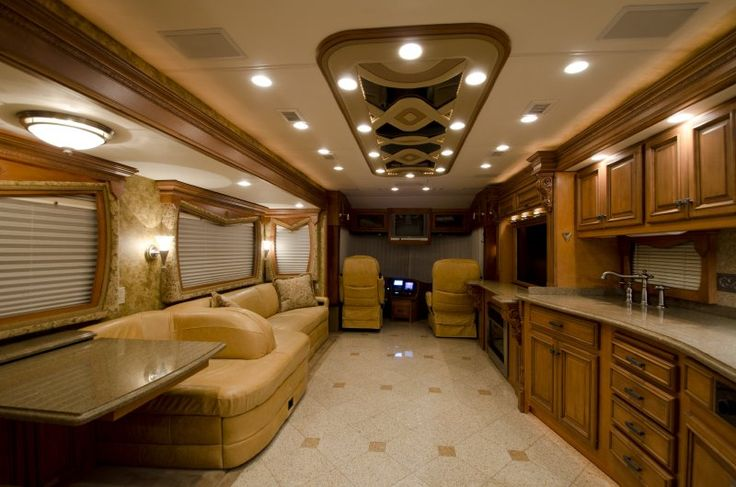 luxury camper interior luxury camper trucks