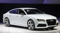 2015 Audi RS 7 luxury audi white audi