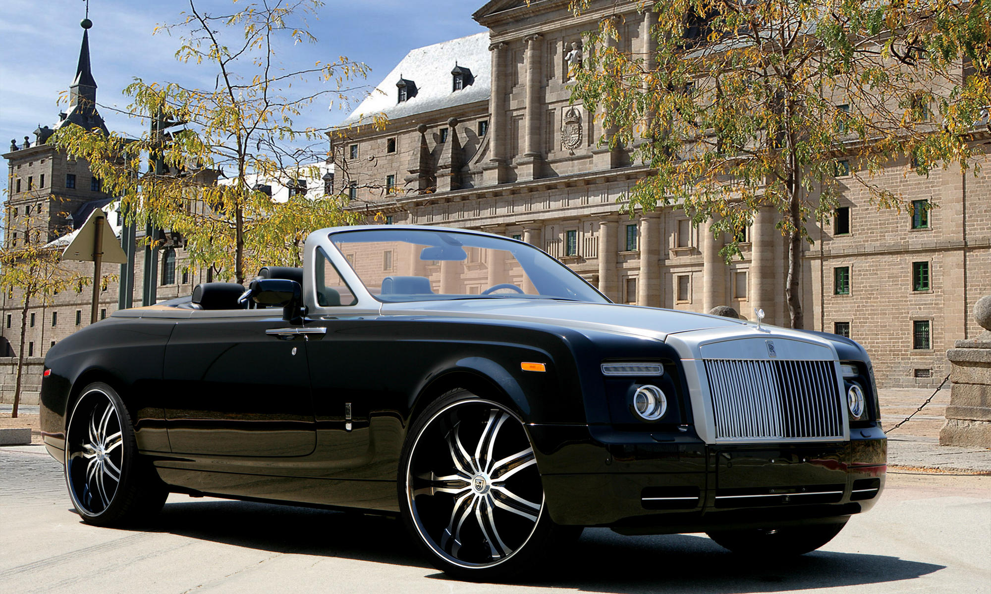 Rolls Royce Phantom wallpapers 2015 Rolls Royce  Phantom