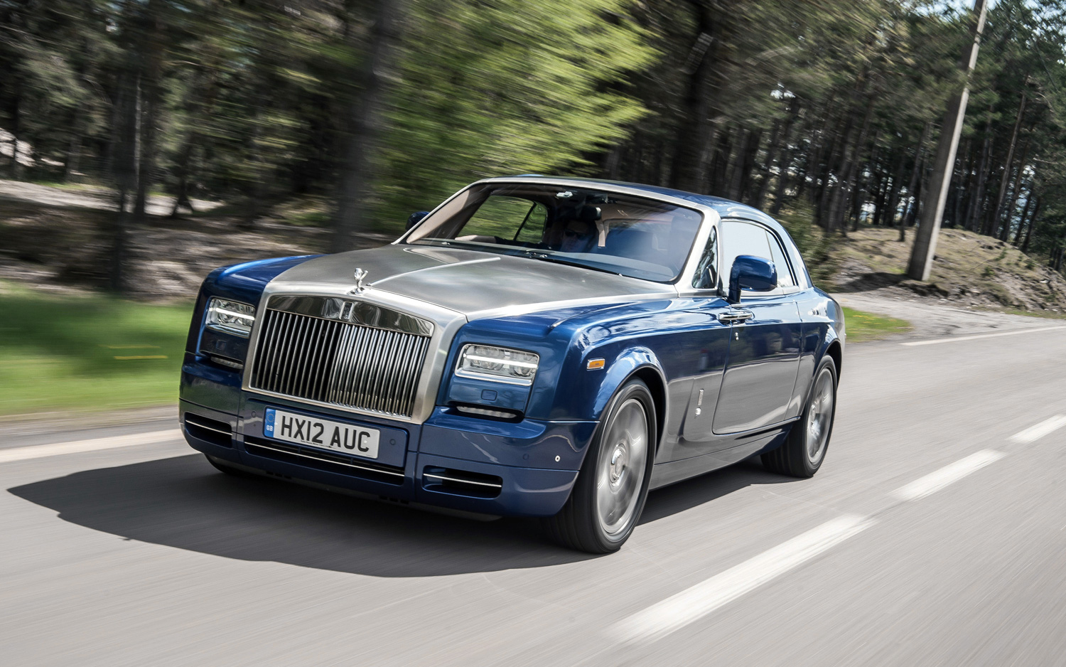 Rolls Royce Phantom wallpapers Rolls Royce Phantom pictures