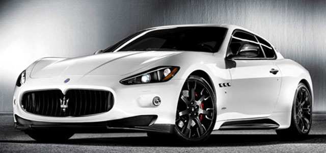 luxury cars maserati luxury car