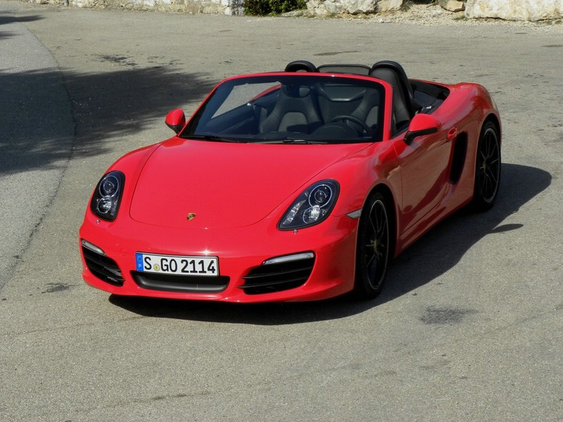 red porsche boxster cars porsche boxster wallpapers 2015