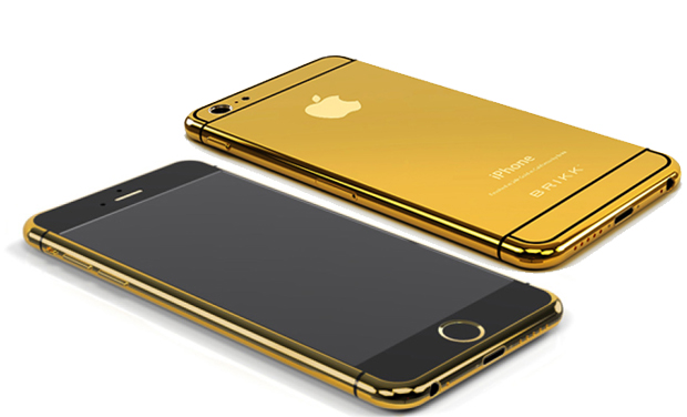 iphone 6 gold 2015
