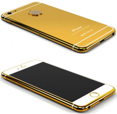 iphone 6 golden case