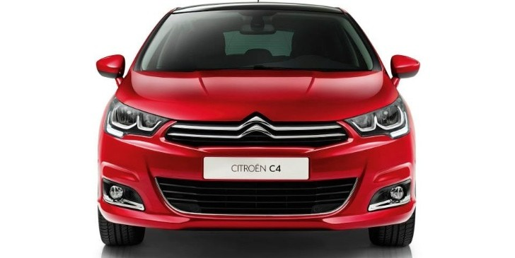 2015 Citroen C4 photos