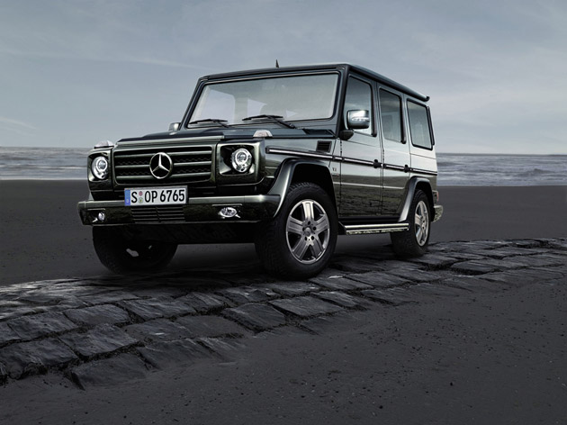 2015 Mercedes G-500 review
