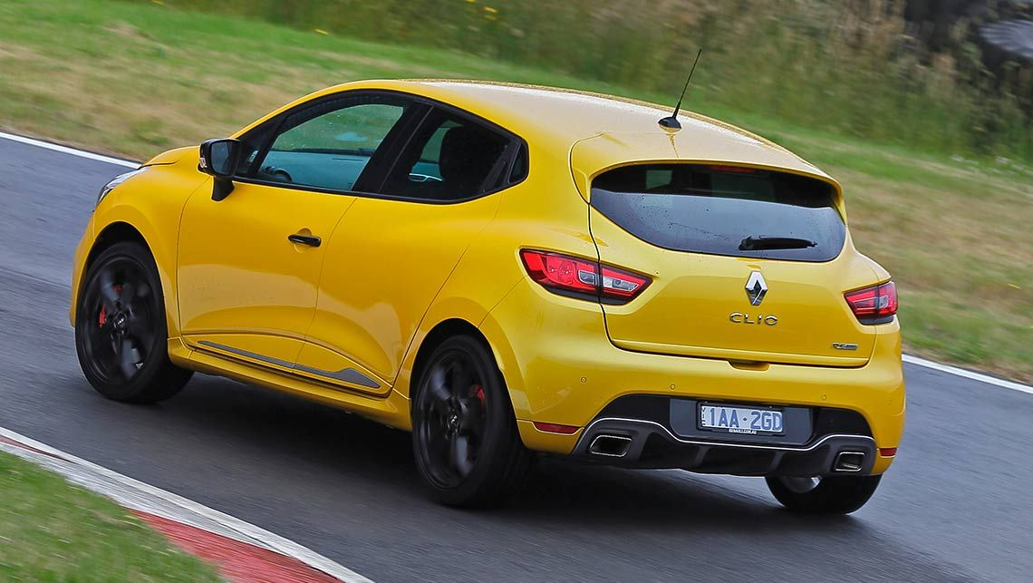 2015 renault clio price yellow photos