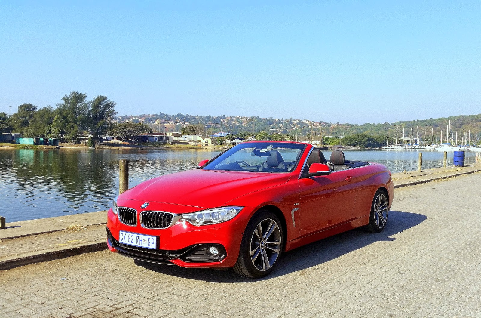 BMW 428 i Convertible