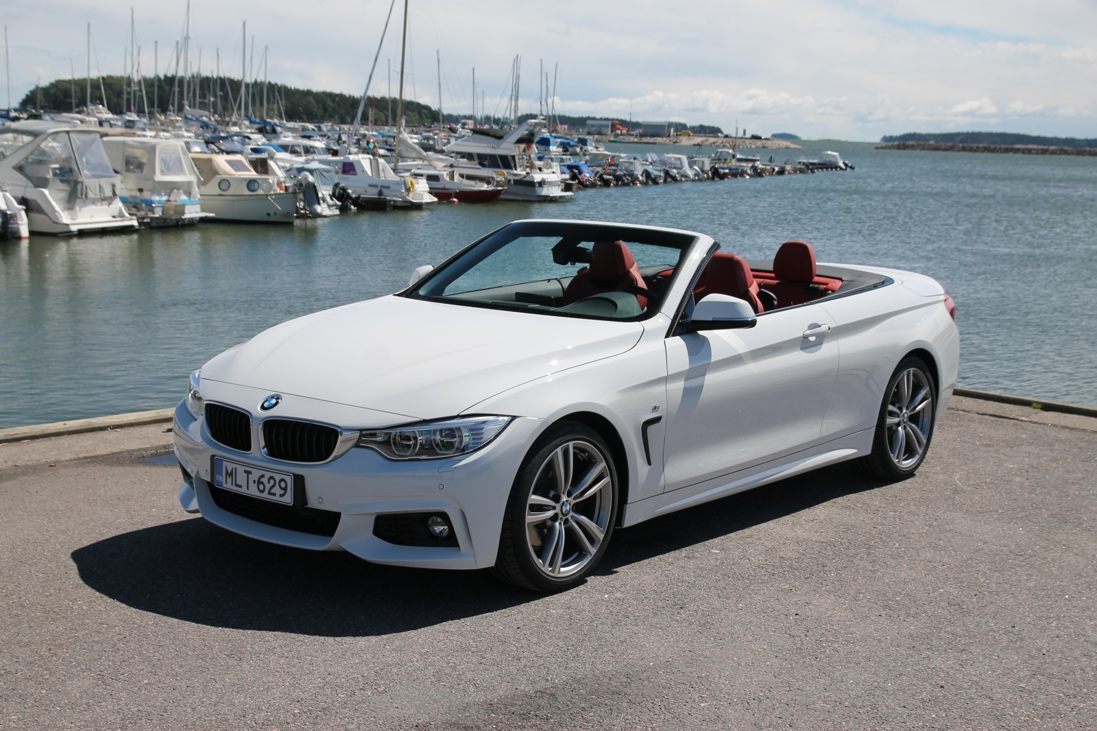 2015 BMW 428i Convertible - Luxury Things