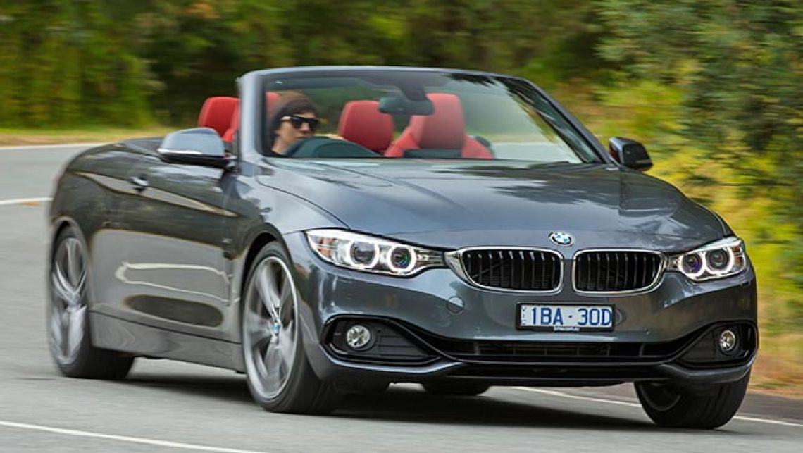 BMW 428i convertible 2015