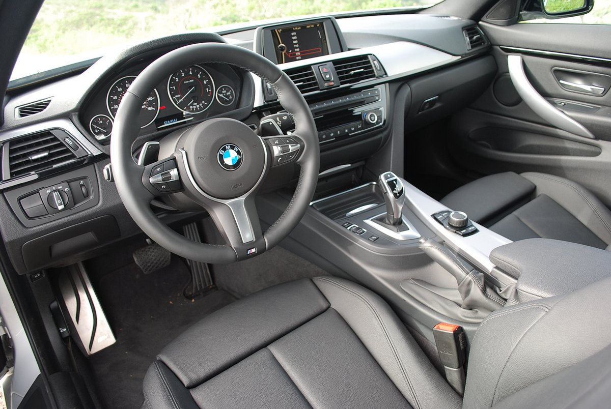 Convertible BMW 428i