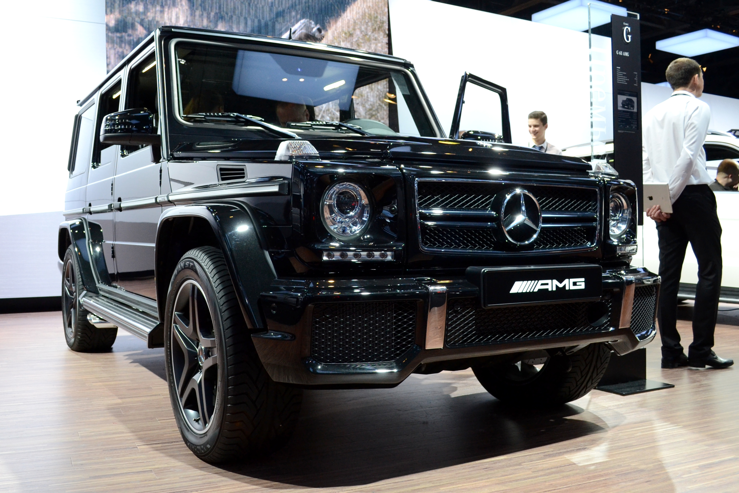 2015 mercedes benz g 500 review luxury things for Mercedes benz g 500