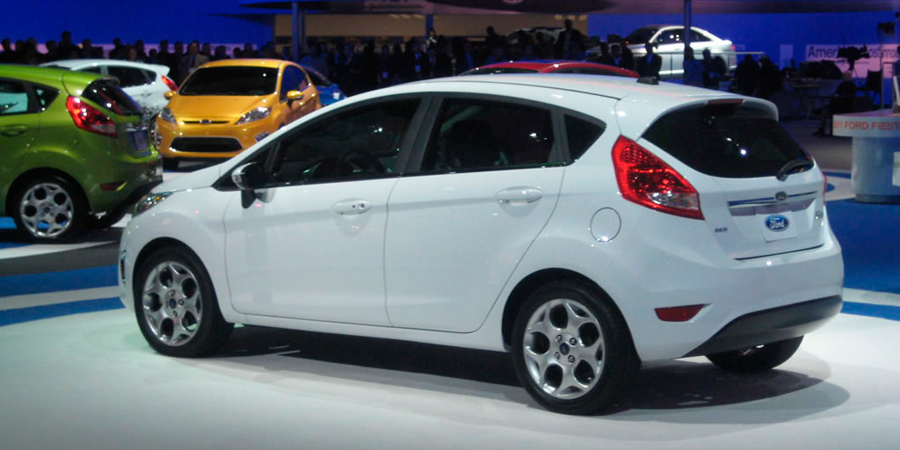 ford fiesta model 2015 photos