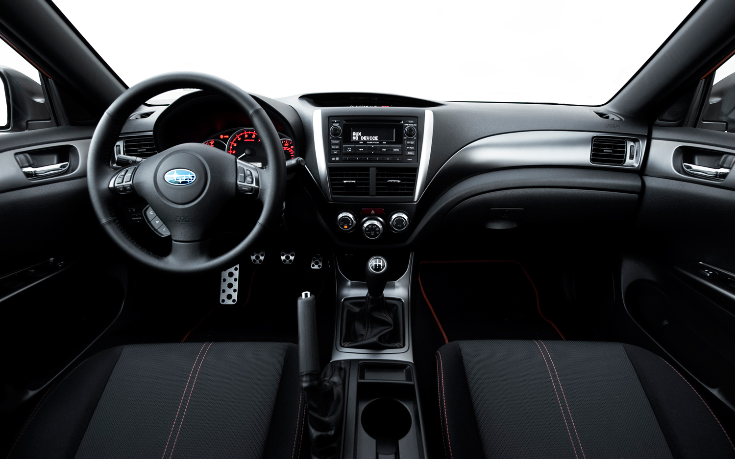 inside subaru impreza wrx photos 2015