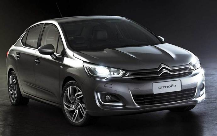 photos Citroen C4 2015