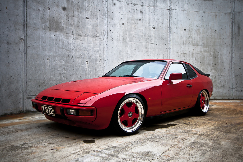 Porsche 924 Luxury Things