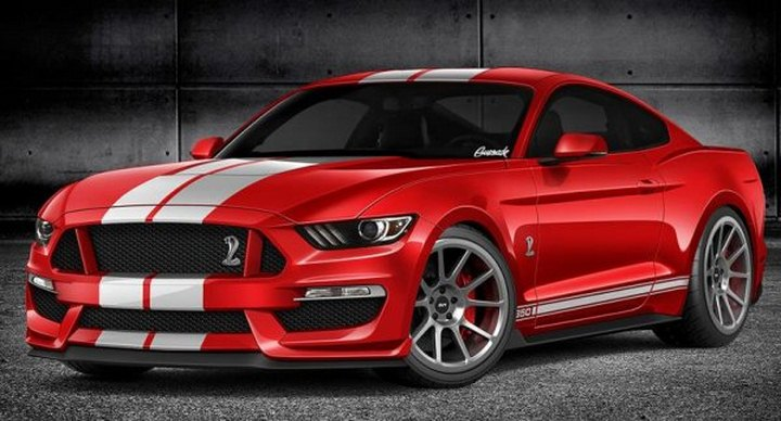 2016 Ford Mustang Shelby GT350 pricelist
