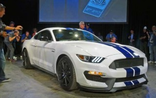 2016 ford mustang 350 white