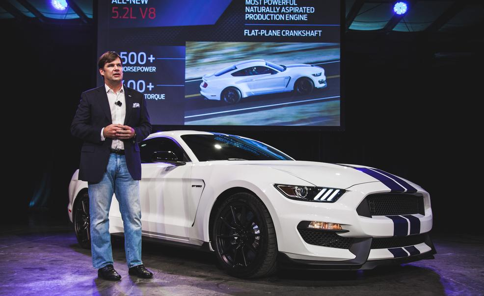 2016 ford mustang shelby gt350 photos