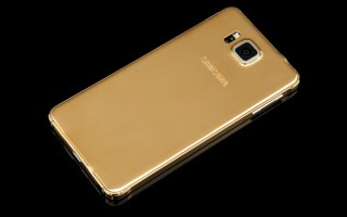 Gold Samsung alpha