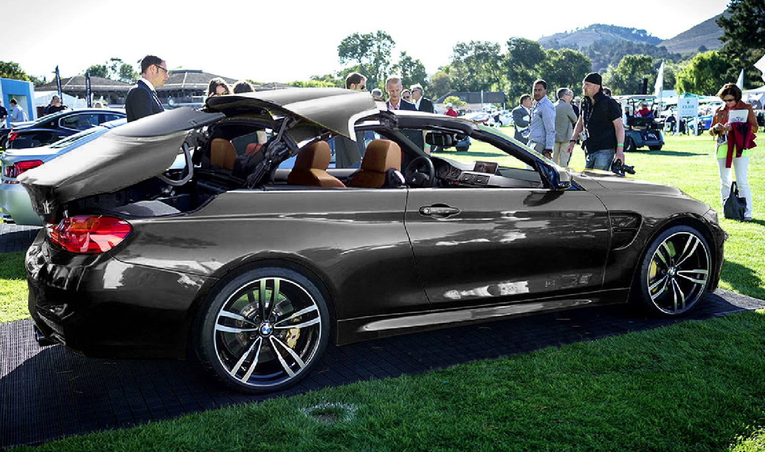 Bmw M4 Convertible Luxury Things