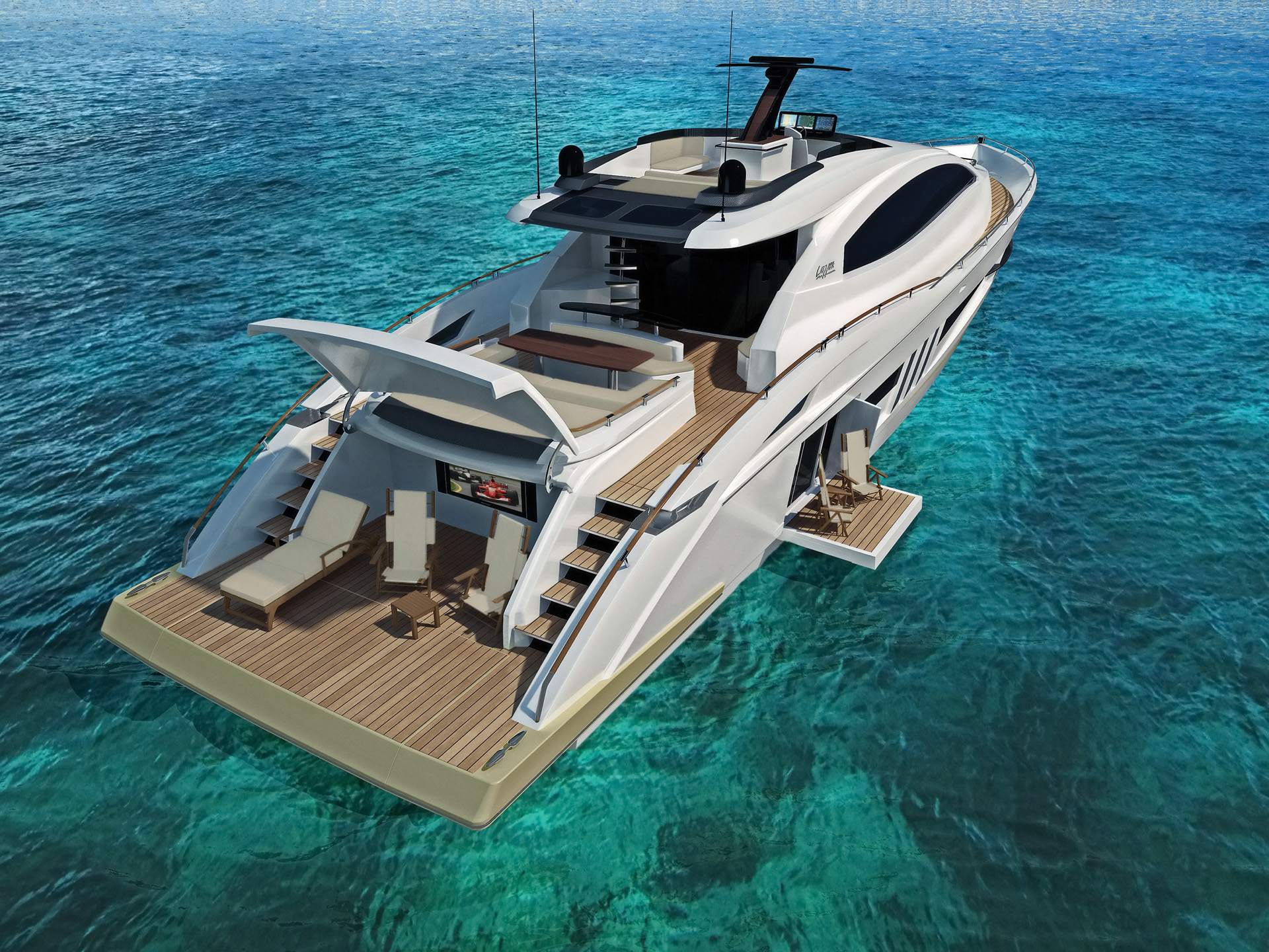 2016 Luxury Yacht price