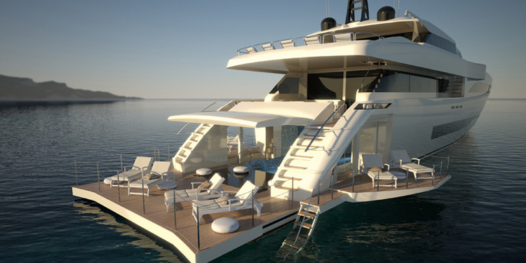 Luxury Yachts 2016 price-list
