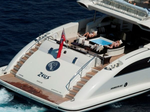 Luxury Yachts 2016 speed