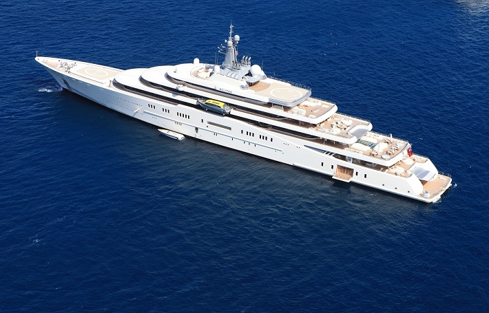 best Luxury Yacht 2016