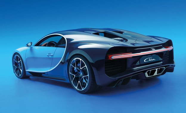 2016 Bugatti Chiron Wallpapers