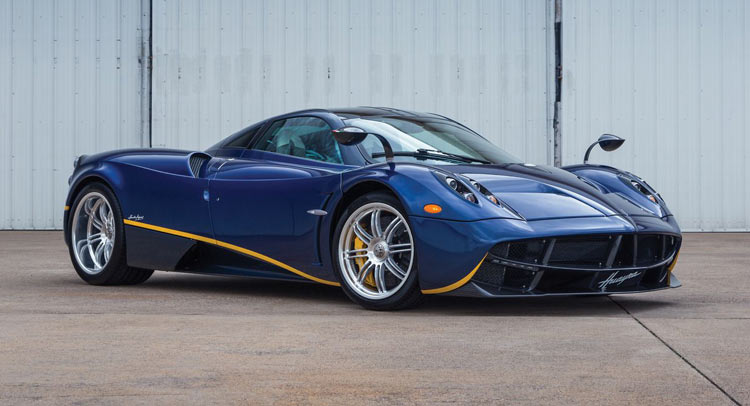 Pagani Huayra car