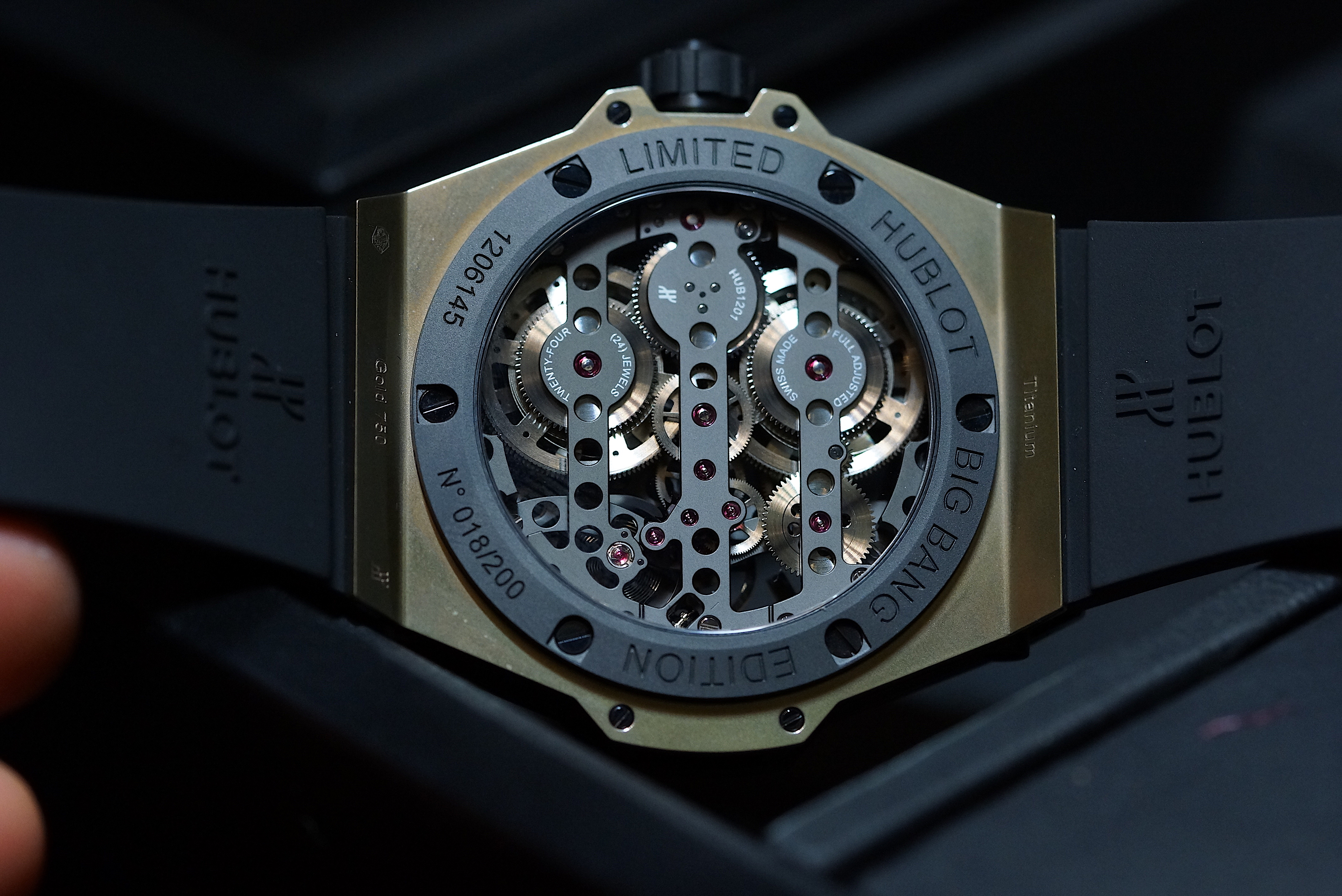 Hublot new watch