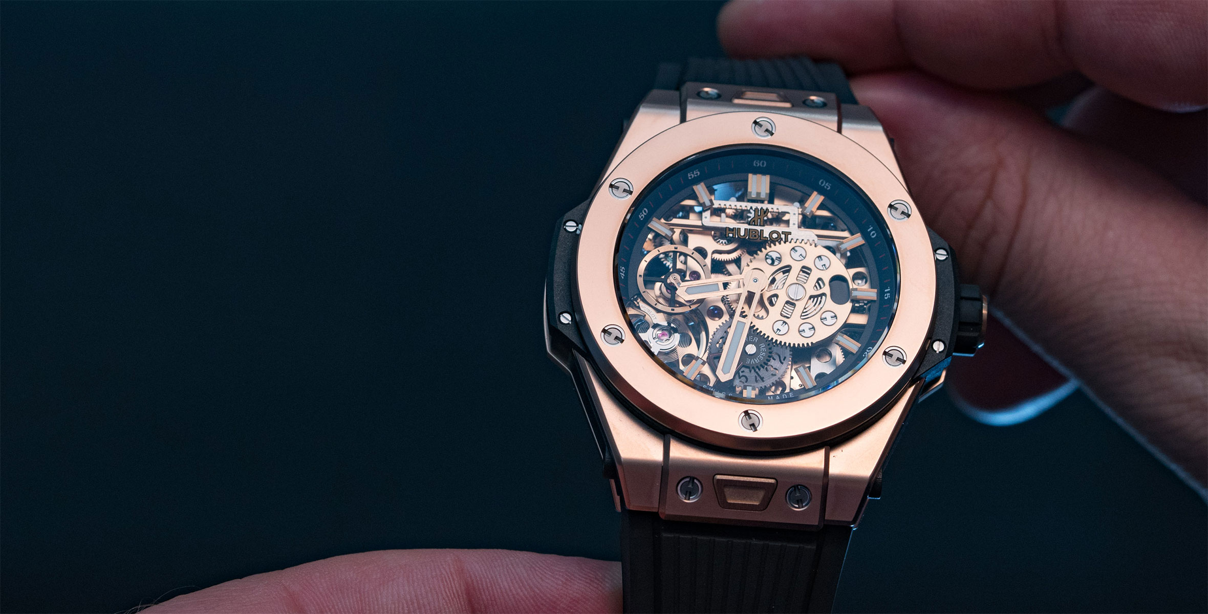 Hublot watches new 2017
