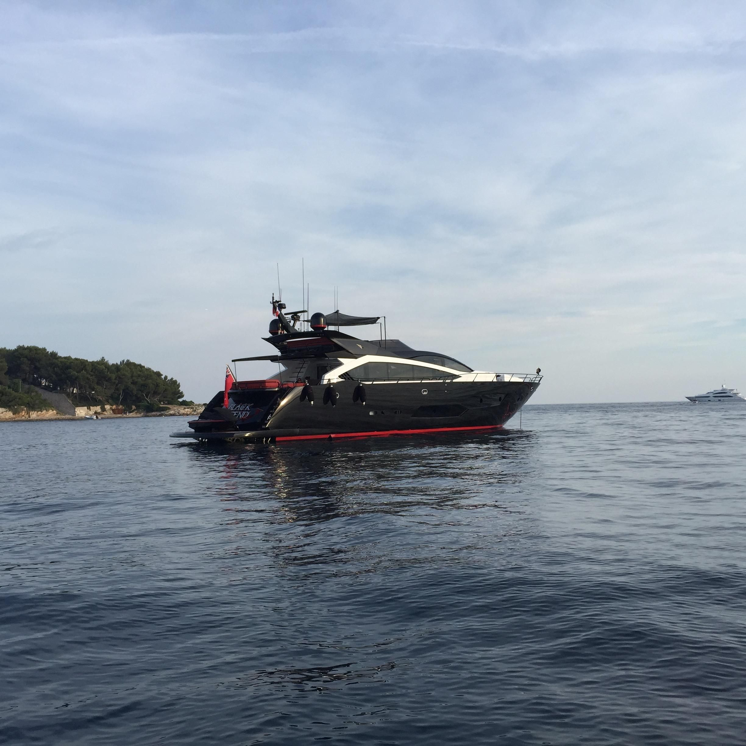 Sunseeker 101 Yacht new