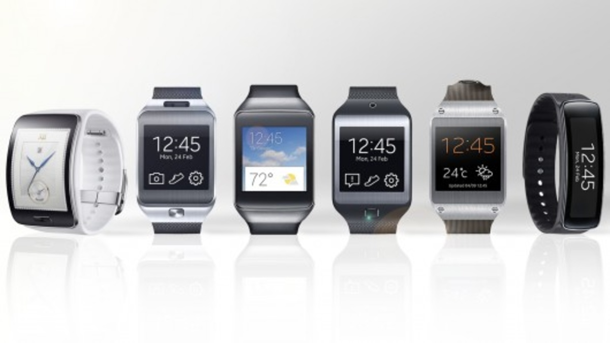 Samsung Smartwatches 2018